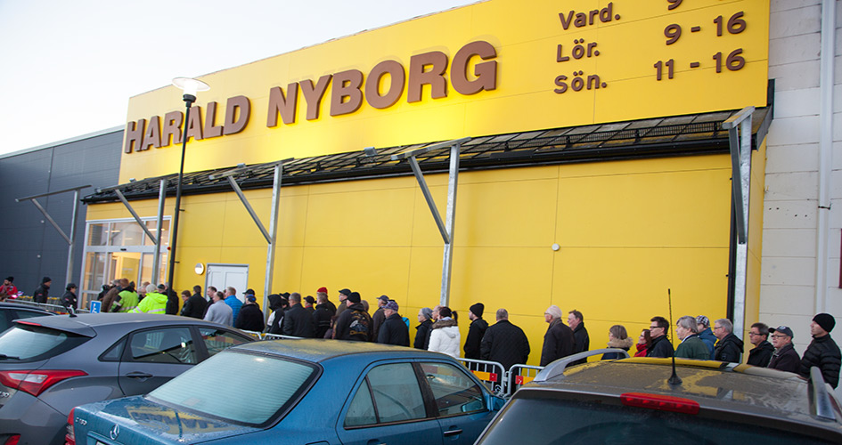 Harald Nyborg u2013 Nässjö Enexia